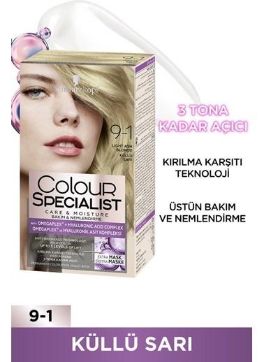 Colour Specialist Colour Specialist Küllü  9.1 Saç Boyası Sarı